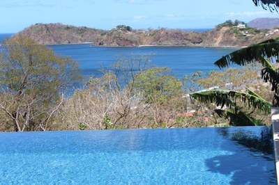 Flamingo Beach Costa Rica Ocean View Rental Infinity Pool.JPEG