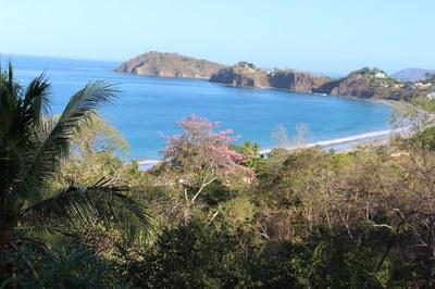 Casa Jungle I Flamingo Beach View Rental Costa Rica Living to Ocean View.JPG