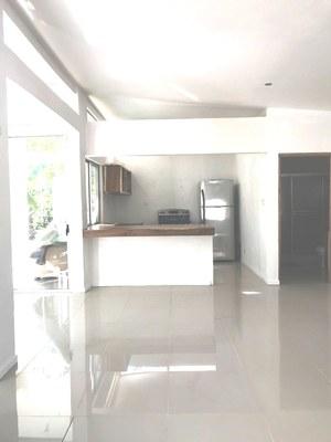 Aqua Apartment - Playa Potrero - Surfside Rental Home Living Room Interior