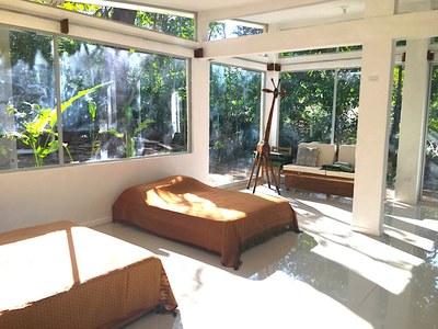 Aqua Apartment - Playa Potrero - Surfside Rental Home, Bedroom and Great Room