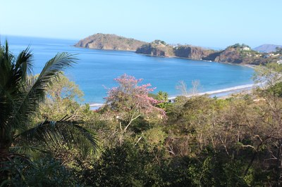 Casa Jungle I Flamingo Beach View Rental Costa Rica Living to Ocean View.JPG