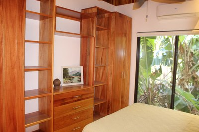 Casa Jungle II Flamingo Beach View Rental Costa Rica Bedroom two.JPG