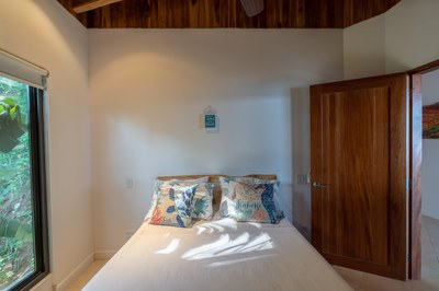 2nd Bedroom Interior of Casa Jungle - Jungle House - Flamingo Beach Costa Rica Luxury Rental
