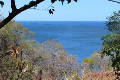 Ocean View from 1 Bedroom Casita
