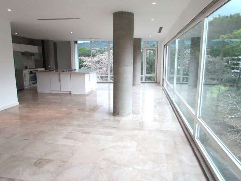 8684: For Rent in Escazu, Exclusive Luxury Penthouse With 360 Views.