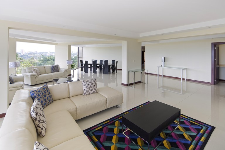 Furnished apartment for rent  in Tower Bello Horizonte Escazu