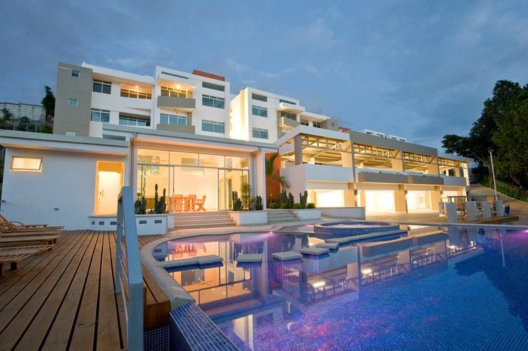 Rental apartment in condominium 3 rooms Guachipelin Escazu