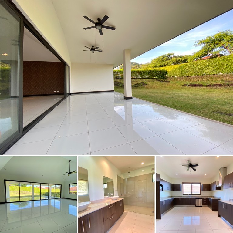 For Rent one floor home in gated community Santa Ana