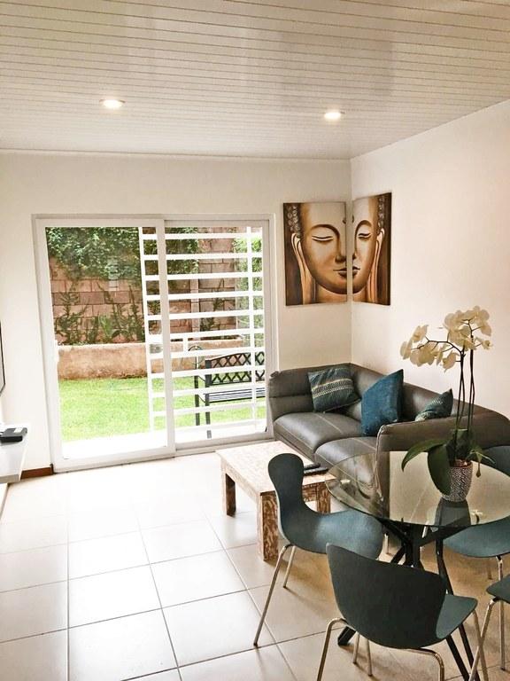 Furnished apartament for rent 2 rooms Santa Ana Pozos