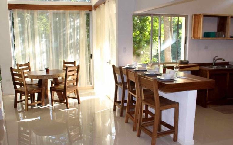Casa Guana I: Modern Efficiency Riverfront Residence for