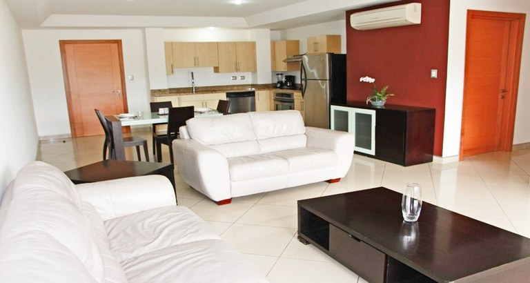 Furnished apartament for rent Trejos Montealegre Escazu