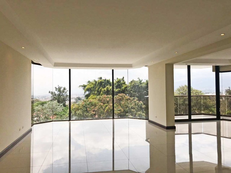Apartment for rent with beautiful view Escazú Bello Horizonte