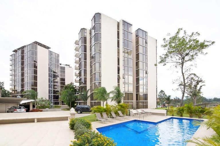 For rent 3 bedroom apartament Escazu Bello Horizonte