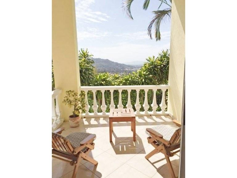 Furnished apartament for rent Alto de las Palomas Escazu Santa Ana