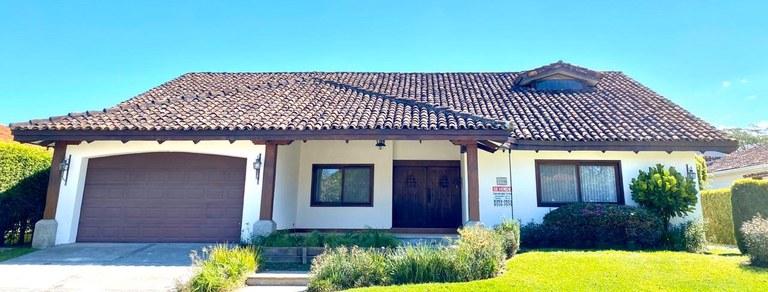 House for sale Gated Community Bosques de Lindora Santa Ana