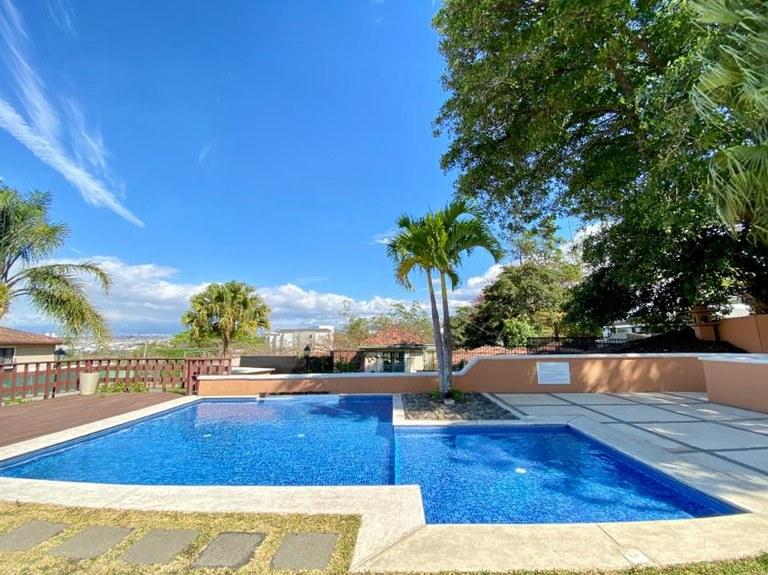 House for Rent Condominium  Bosques de Las Lomas Guachipelin Escazu
