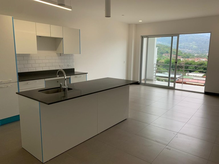 New Apartament for Rent 1 Bedroom with Appliances Santa Ana Pozos