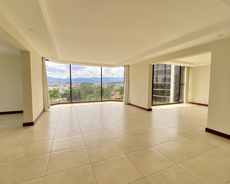 3 Bedroom Modern Apartament for Rent Escazu Bello Horizonte