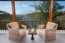 Master Suite Private Balcony of Luxury 5 Bedroom Oceanfront Residence in Guanacaste, Costa Rica