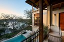Ocean and Pool View of Luxury 5 Bedroom Oceanfront Residence in Guanacaste, Costa Rica