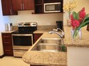 Fully equipped Kitchen in Beautiful Ocean View Condo in Flamingo, Guanacaste, Costa Rica