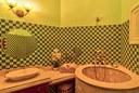 Bathroom of This Panoramic Ocean View Penthouse Condominium