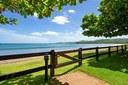 beach Access of This Ocean View Condominium with Private Veranda