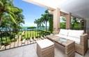 Private Veranda of This Ocean View Condominium with Private Veranda