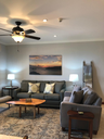 Living Area of This Well Equipped Ocean View Condo