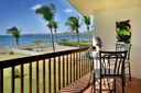 Balcony and View of This Ocean Front Sunset View Condo
