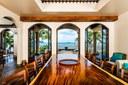 Dining Area of Luxury 9 Bedroom Oceanfront Residence in Guanacaste, Costa Rica