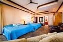 Bedroom of Luxury 9 Bedroom Oceanfront Residence in Guanacaste, Costa Rica