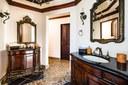 Bathroom of Luxury 9 Bedroom Oceanfront Residence in Guanacaste, Costa Rica