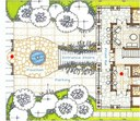 Front Hall and Entrance Layout of Luxury 9 Bedroom Oceanfront Residence in Guanacaste, Costa Rica