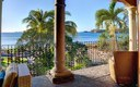 View from terrace of Luxury 9 Bedroom Oceanfront Residence in Guanacaste, Costa Rica