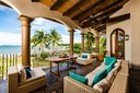 Ocean View from Terrace of Luxury 9 Bedroom Oceanfront Residence in Guanacaste, Costa Rica