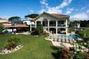 Aerial View of Luxury 7 Bedroom Oceanfront Residence in Guanacaste, Costa Rica