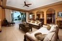 Living Area of Luxury 7 Bedroom Oceanfront Residence in Guanacaste, Costa Rica