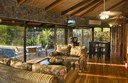 Spacious Covered Terrace of Luxury 5 Bedroom Oceanfront Residence in Guanacaste, Costa Rica