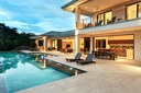 Exterior and Pool of Luxury 5 Bedroom Villa with Panoramic Pacific Ocean View in Guanacaste, Costa Rica