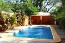 Pool Area of Traditional 3 Bedroom Beach Vicinity Villa In Guanacaste, Costa Rica
