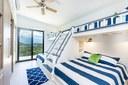 Bedroom of Luxurious Ocean View Villa in Flamingo, Guanacaste
