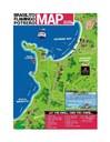 Map of Beautiful Modern Luxury Ocean View Condominium for Rent in Flamingo, Guanacaste