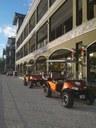 Golf Carts of Beautiful Modern Luxury Ocean View Condominium for Rent in Flamingo, Guanacaste