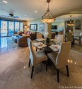Living Area of Luxury Ocean View and Access Villa in Flamingo, Guanacaste
