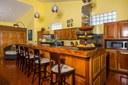 Kitchen of Ocean View and Ocean Access Villa on Playa Potrero, Guanacaste