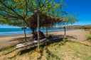 Beach of Ocean View and Ocean Access Villa on Playa Potrero, Guanacaste