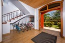 Bikes of Ocean View and Ocean Access Villa on Playa Potrero, Guanacaste