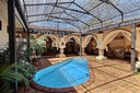 Central Pool of Charming Property with Private Pool in the Middle of the House in Brasilito, Guanacaste