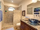 Bathroom of Elegant Modern Villa with Private Pool Close to Beach in Potrero